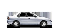 Daewoo Lanos седан 1997-2009