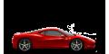 Ferrari 458 Italia  - лого