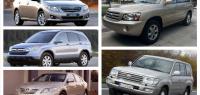5 автомобилей, с которыми владельцы не хотят расставаться