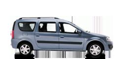 LADA (ВАЗ) Largus CNG универсал 2012-2021 новый кузов комплектации и цены