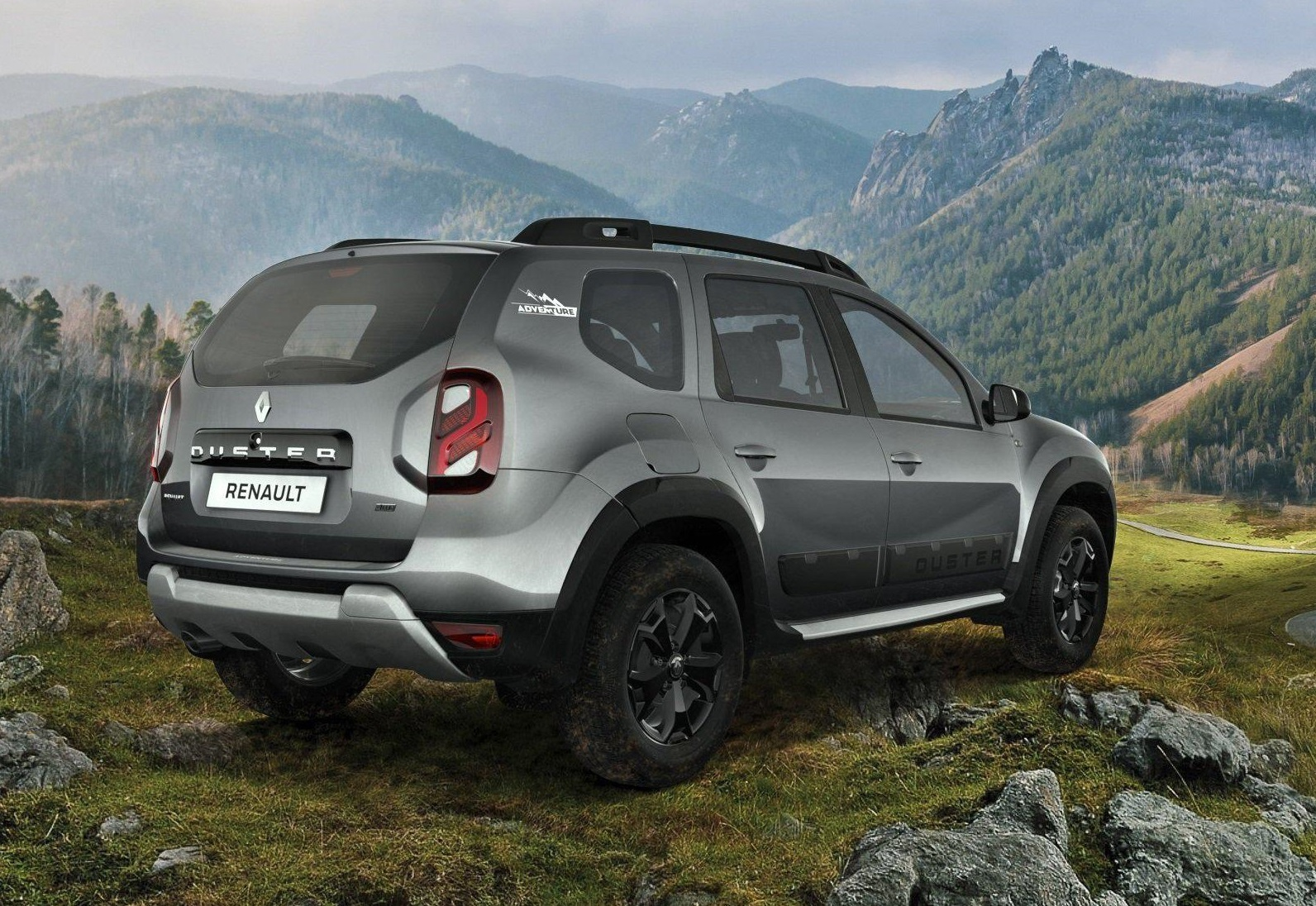 Renault DUSTER Adventure фото
