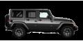 Jeep Wrangler  - лого