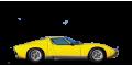 Lamborghini Miura  - лого