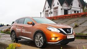 Nissan Murano: Полеты во сне и наяву