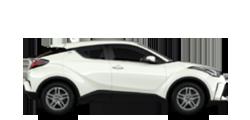 Toyota C-HR 2018-2021 новый кузов комплектации и цены