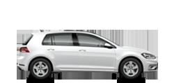 Volkswagen Golf хэтчбек 2017-2020 новый кузов комплектации и цены