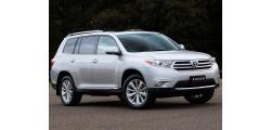 Toyota Kluger 2010-2013