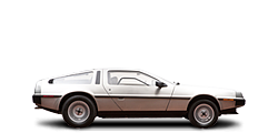 DeLorean DMC-12 купе 1981-1982