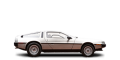 DeLorean DMC-12  - лого