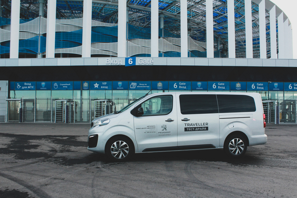 Peugeot Traveller фото