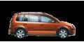 Volkswagen Touran Cross - лого
