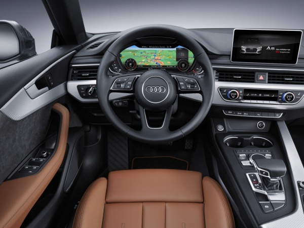 Audi A5 Sportback фото