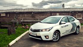 Toyota Corolla: Японский бестселлер