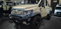 Первый в мире пикап ГАЗ «Вепрь Next» выставили на продажу