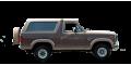 Ford Bronco-II  - лого