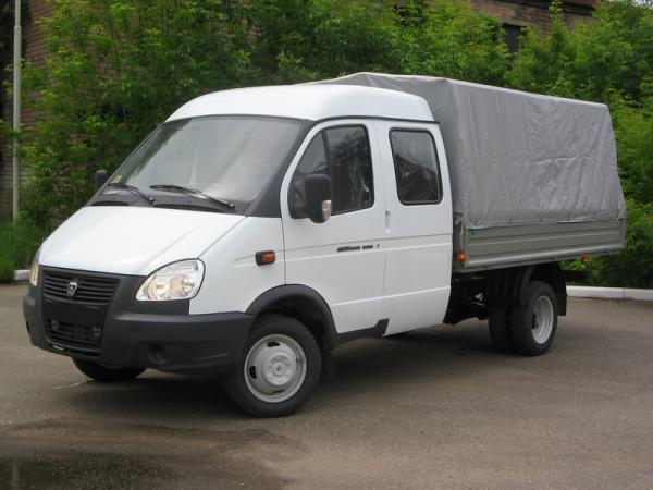 ГАЗ 33023 Бортовой фото