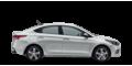 Hyundai Solaris седан - лого