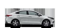 Hyundai Solaris седан 1970-2021 новый кузов комплектации и цены