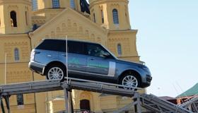 Jaguar Land Rover Tour: тест-драйв по-взрослому