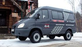 Тест-драйв ГАЗ-27527 Соболь 4×4: Для бизнеса и жизни