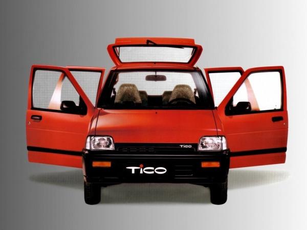 Daewoo Tico фото
