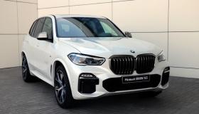 Новый BMW X5: единство классической роскоши и высоких технологий