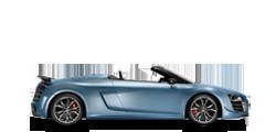 Audi R8 GT Spyder 2007-2012
