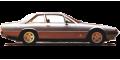 Ferrari 400 Спорткупе - лого
